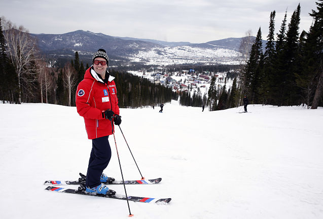 Faire du ski en toute sécurité