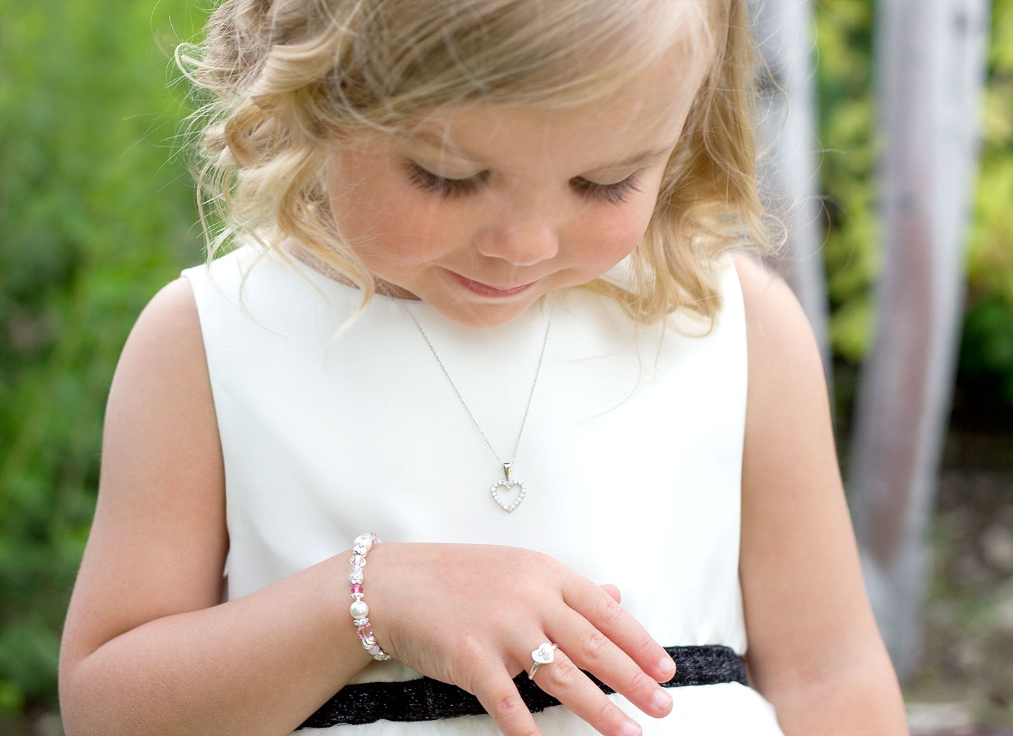 Top 5 des bijoux indémodables pour enfant