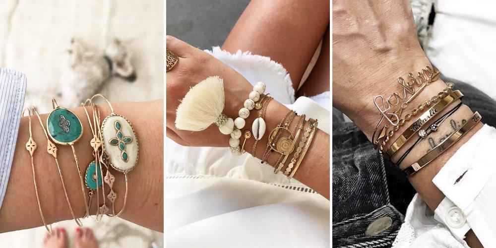 Comment porter les bracelets ?